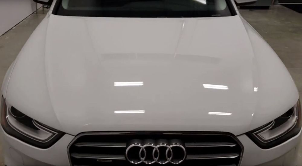 Opti-Coat Installation on an Audi