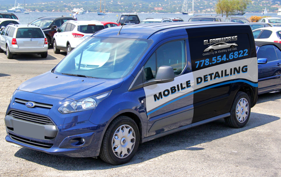 Premium Mobile Detailing Services in Vancouver and Richmond BC