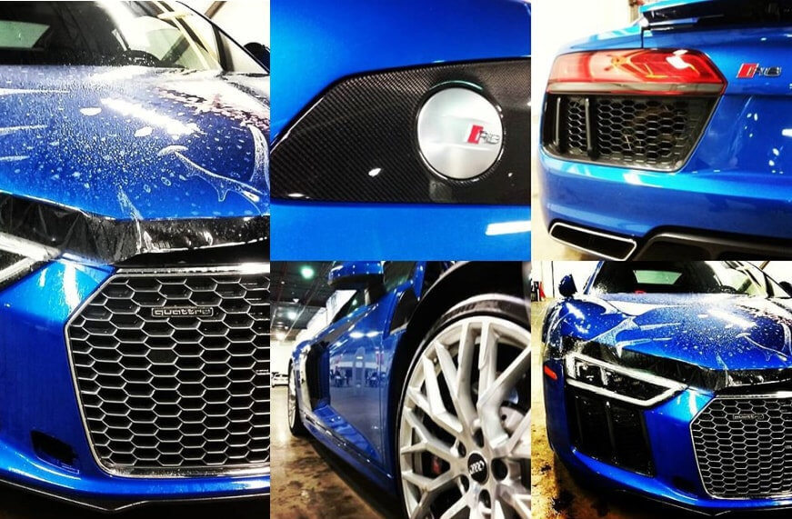 Paint protection film Vancouver BC