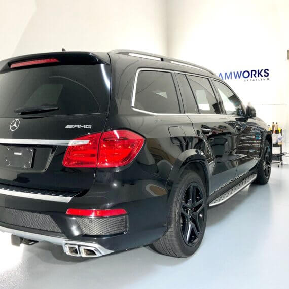 ceramic coating Mercedes AMG